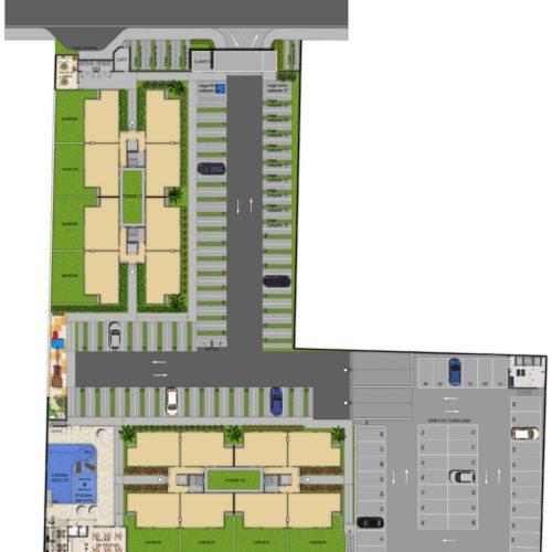 Prime-Arena-Apartamento-Manaus-Implantacao