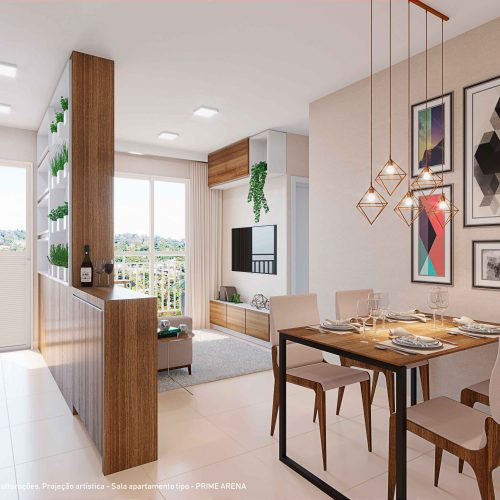 Prime-Arena-Apartamento-Manaus-Sala